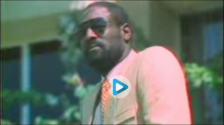 Only Vimal ad featuring Vivian Richards