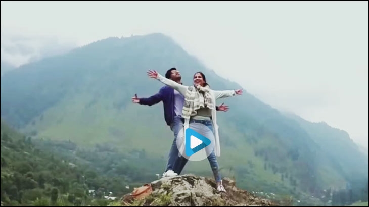 Digital ad by Jammu & Kashmir Tourism - Kashmir, The Warmest Place On Earth