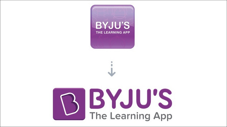 Byju's undergoes a logo change on