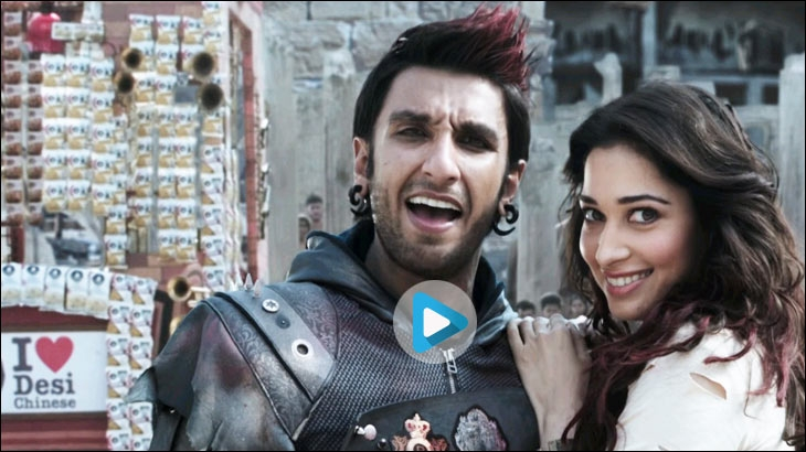 Ranveer Ching Returns campaign (2016)