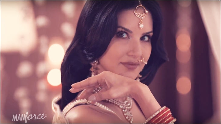 Brand ambassador Sunny Leone's new Navratri themed ad came under fire when CAIT sought to ban the controversial ad in Gujarat. Leone was dropped in the brand's latest video.