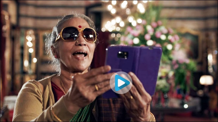 Vodafone's new TVC - Imagine travelling the world with unlimited data