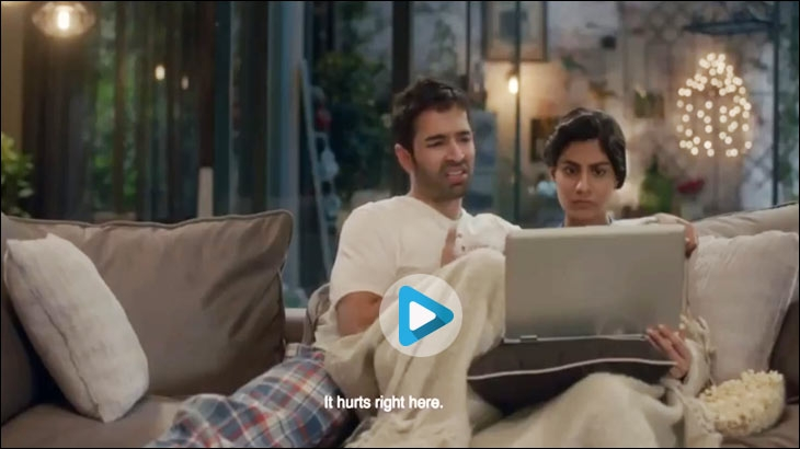 Amazon Prime Video's ad - India Ka Naya Primetime