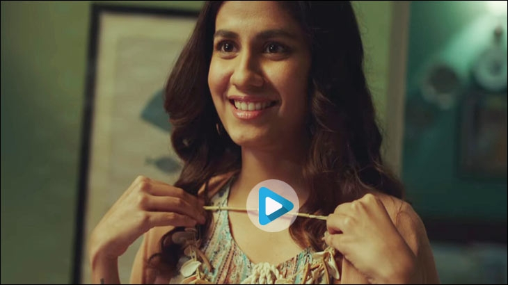 Digital ad by Tanishq - Proposal Solitaires