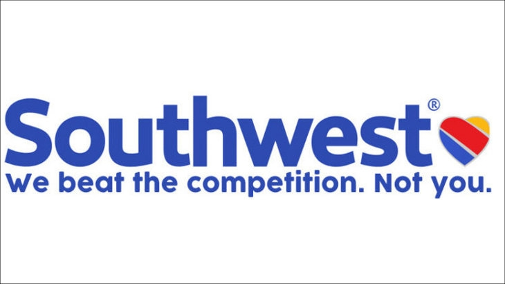 Southwest Fake ad