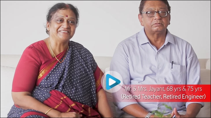 Vodafone's Children's Day campaign - #GiftAStory - Gift Childhood