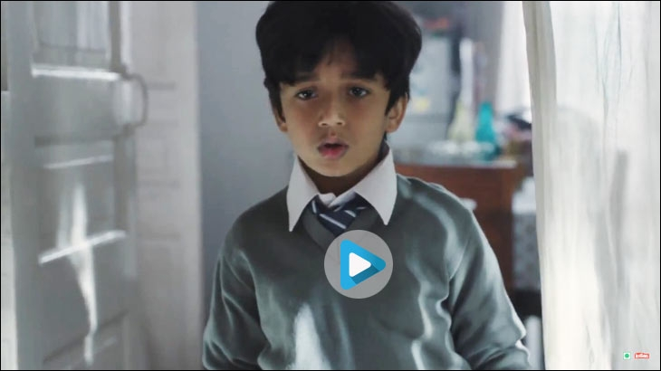 Kissan's Children's Day campaign - #RealTogetherness