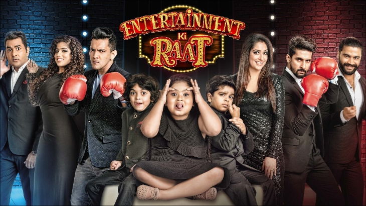 Colors Entertainment Ki Raat