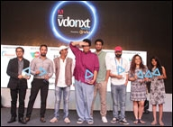 vdonxt asia Awards 2017: TVF's Arunabh Kumar is Pe...