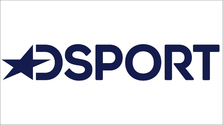 D Sports Logo discovery launches sports channel dsport