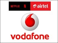 Netflix in deal with Airtel Vodafone and Videocon d2h to offer OTT services