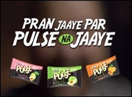 First TVC for Pulse candy to air over the weekend