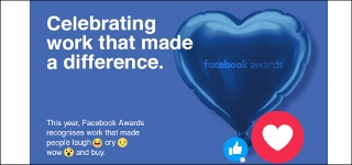 Love, Laugh, Cry, Wow and Buy: Facebook Awards 201...