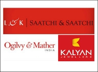 Kalyan Jewellers empanels Ogilvy and L&K Saatchi &...