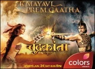 COLORS Launches Balaji telefilms - Chandrakanta - ...