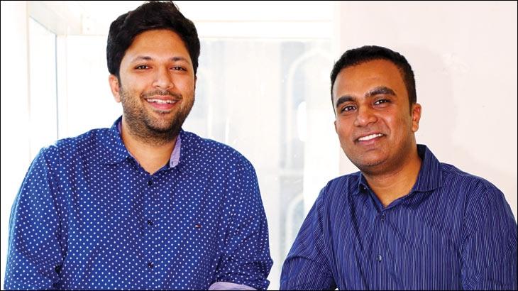 Sameer Pitalwalla and Venkat Prasad