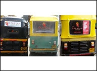Why do 18,000 rickshaws in Mumbai have 'Spartan' s...