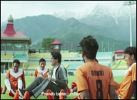 Shot in Dharamshala, ICICI Prudential's new spot p...