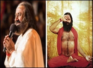 What's your advice to Sri Sri Ravi Shankar as he t...
