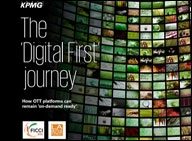 Consumption of OTT video has increased rapidly over the last year KPMG Report