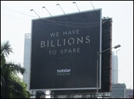 A look at Hotstars new Billions Campaign