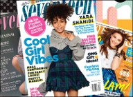 Seventeen magazine meets readers where they are