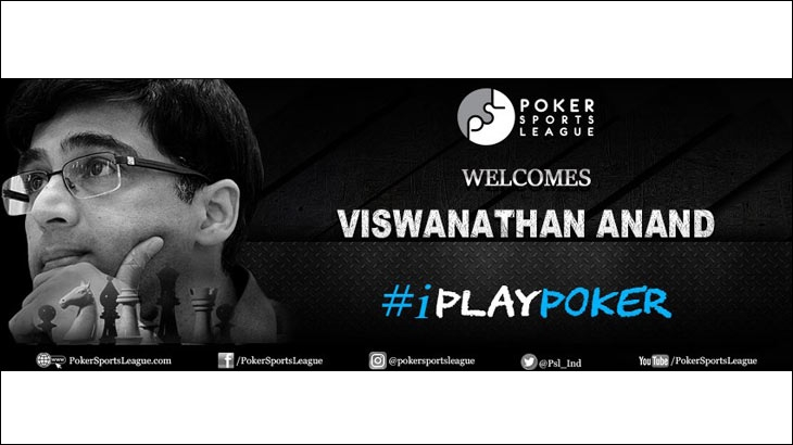 Viswanathan Anand as brand ambassador of PSL