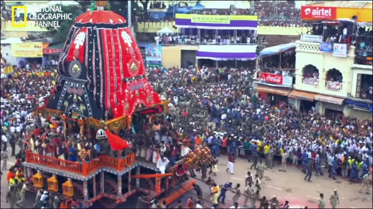The Legend of Jagannath