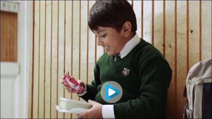 New ad by Peek Freans Cake Up - Real Rishtey