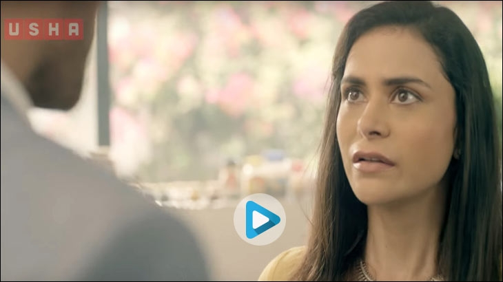 USHA's new ad advocates equal partnership in marriages