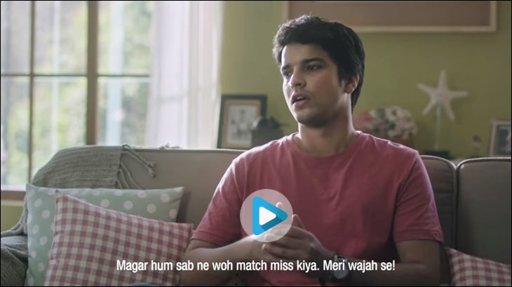 Axis Bank's new TVC