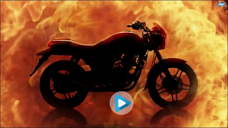 Bajaj V's first ad that was released on Republic Day in 2016