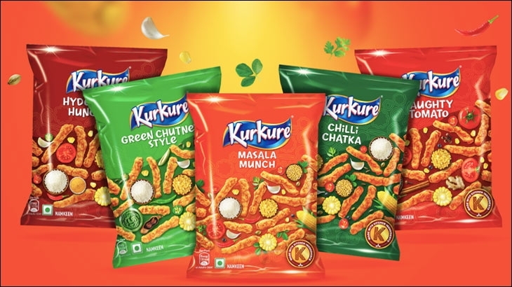 Kurkure new packaging