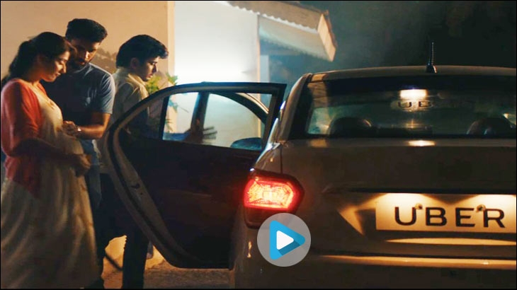 Uber's latest TVC with Virat Kohli