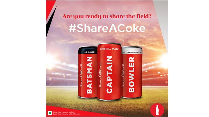 Image result for coca cola share a coke ipl