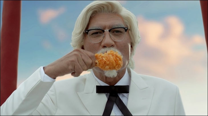 Theatre actor Denzil Smith has been roped in as the iconic and beloved Colonel Sanders of KFC in India