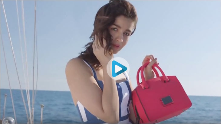 Recently, rival brand Caprese ran a multi-media campaign starring Alia Bhat. The ads focussed on the product and did not highlight any higher order cause