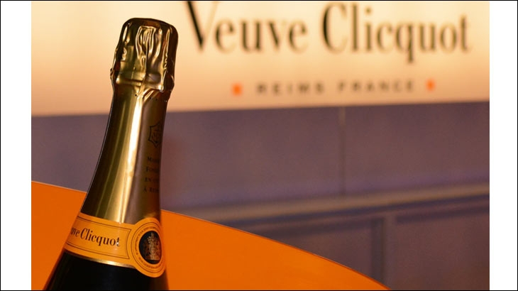 Veuve Clicquot bottle
