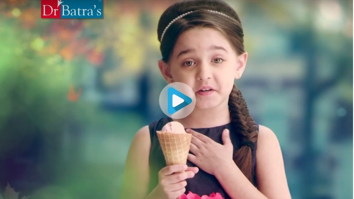 TVC by Dr. Batra, a rival player