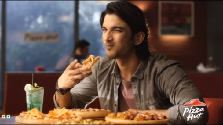 Pizza Hut takes a dig at Domino's in first celeb-backed ...