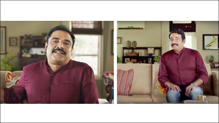 L to R: Still from Voltas' TVC and Haier's TVC