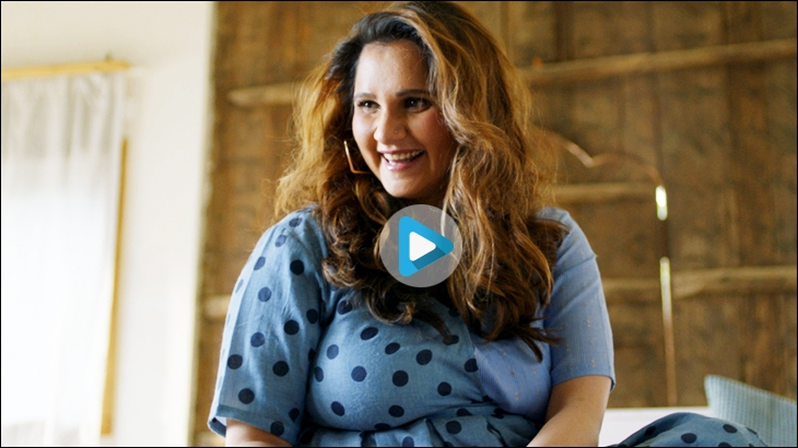 Culture Machine's  digital channel Blush, along with Kellogg's India collaborated with tennis trailblazer Sania Mirza in this new video