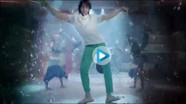 Liberty Shoes ad featuring Hrithik Roshan from 2012