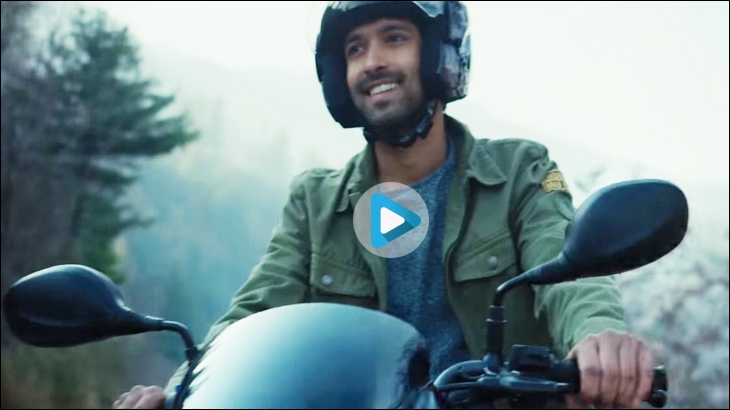 Hero MotoCorp's #PehchaanBulandiKi campaign released in March this year