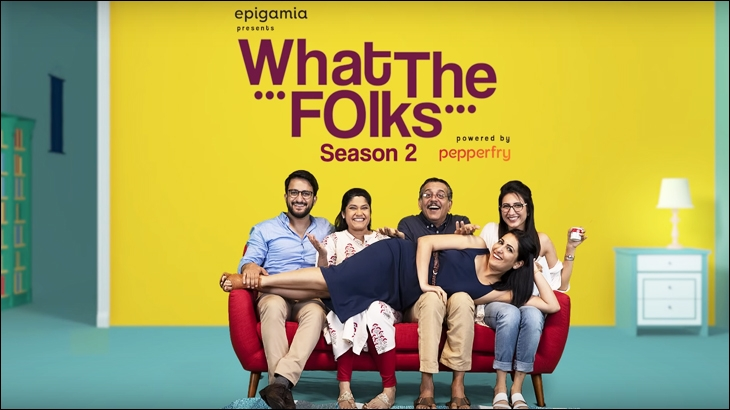 The new season of What The Folks
