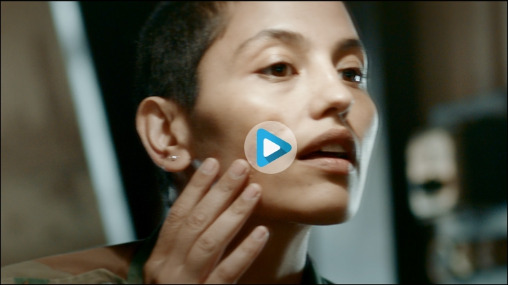 Conceptualised by Ogilvy, the TVC celebrates women from different walks of life who wear their scars with pride