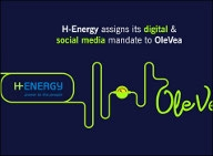 H-Energy assigns its digital and social media mandate to OleVea