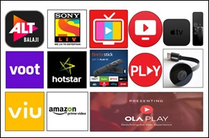 How are OTT players fighting the distribution challenge
