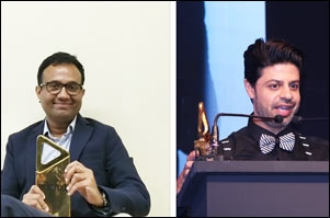 Vdonxt Awards 2018 Hotstars Ajit Mohan is Person of the Year - Business Ssumier S Pasricha of Pammi Aunty is Person of the Year - Content