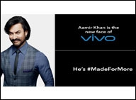 What can Aamir do for Vivo